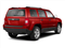 Deep Cherry Red Crystal Pearl 2012 Jeep Patriot Pictures Patriot Utility 4D Limited 2WD photos rear view