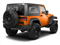 Crush 2012 Jeep Wrangler Pictures Wrangler Utility 2D Sport 4WD photos rear view