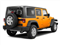 Dozer 2012 Jeep Wrangler Unlimited Pictures Wrangler Unlimited Utility 4D Unlimited Sport 4WD photos rear view