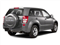 Quicksilver Metallic 2012 Suzuki Grand Vitara Pictures Grand Vitara Utility 4D Premium 4WD photos rear view