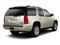 Champagne Silver Metallic 2013 GMC Yukon Pictures Yukon Utility 4D Fleet 4WD photos rear view