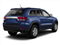 True Blue Pearl 2013 Jeep Grand Cherokee Pictures Grand Cherokee Utility 4D Laredo 2WD photos rear view