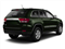 Black Forest Green Pearl 2013 Jeep Grand Cherokee Pictures Grand Cherokee Utility 4D Laredo 2WD photos rear view