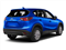 Sky Blue Mica 2013 Mazda CX-5 Pictures CX-5 Utility 4D GT 2WD photos rear view