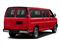 Cardinal Red 2015 GMC Savana Passenger Pictures Savana Passenger Savana LT 135 photos rear view