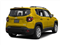 Solar Yellow 2015 Jeep Renegade Pictures Renegade Utility 4D Latitude AWD I4 photos rear view