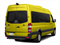 Calcite Yellow 2015 Mercedes-Benz Sprinter Passenger Vans Pictures Sprinter Passenger Vans Extended Passenger Van High Roof 4WD photos rear view