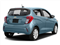 Electric Blue 2016 Chevrolet Spark Pictures Spark Hatchback 5D 2LT I4 photos rear view
