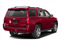 Siren Red Tintcoat 2016 Chevrolet Tahoe Pictures Tahoe Utility 4D Police 2WD V8 photos rear view