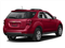 Siren Red Tintcoat 2016 Chevrolet Equinox Pictures Equinox Utility 4D LT 2WD photos rear view