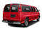 Red Hot 2016 Chevrolet Express Passenger Pictures Express Passenger Extended Express Van LS 155 photos rear view