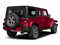 Firecracker Red Clearcoat 2016 Jeep Wrangler Unlimited Pictures Wrangler Unlimited Utility 4D Unlimited Sahara 4WD V6 photos rear view