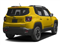 Solar Yellow 2016 Jeep Renegade Pictures Renegade Utility 4D Trailhawk AWD I4 photos rear view