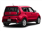 Inferno Red w/Black Roof 2016 Kia Soul Pictures Soul Wagon 4D + I4 photos rear view