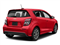 Red Hot 2017 Chevrolet Sonic Pictures Sonic 5dr HB Auto LT w/1SD photos rear view
