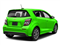 Krypton Green 2017 Chevrolet Sonic Pictures Sonic 5dr HB Auto LT w/1SD photos rear view