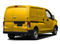 Sunglow Yellow 2017 Chevrolet City Express Cargo Van Pictures City Express Cargo Van FWD 115 LS photos rear view