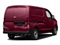 Furnace Red 2017 Chevrolet City Express Cargo Van Pictures City Express Cargo Van FWD 115 LS photos rear view