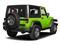 Hypergreen Clearcoat 2017 Jeep Wrangler Pictures Wrangler Rubicon 4x4 photos rear view