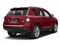 Deep Cherry Red Crystal Pearlcoat 2017 Jeep Compass Pictures Compass High Altitude 4x4 *Ltd Avail* photos rear view