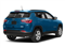 Laser Blue Pearlcoat 2017 Jeep Compass Pictures Compass Latitude FWD photos rear view