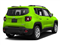 Hypergreen Clearcoat 2017 Jeep Renegade Pictures Renegade Altitude 4x4 photos rear view