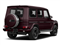 designo Mystic Red 2017 Mercedes-Benz G-Class Pictures G-Class G 550 4MATIC SUV photos rear view