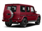 Mars Red 2017 Mercedes-Benz G-Class Pictures G-Class G 550 4MATIC SUV photos rear view