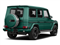 designo Olive Magno (Matte Finish) 2017 Mercedes-Benz G-Class Pictures G-Class G 550 4MATIC SUV photos rear view
