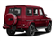 Mars Red 2017 Mercedes-Benz G-Class Pictures G-Class AMG G 63 4MATIC SUV photos rear view