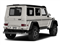 designo Mystic White Metallic 2017 Mercedes-Benz G-Class Pictures G-Class G 550 4x4 Squared SUV photos rear view