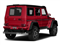 designo manufaktur Magma Red (Matte Finish) 2017 Mercedes-Benz G-Class Pictures G-Class G 550 4x4 Squared SUV photos rear view