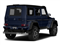 Midnight Blue 2017 Mercedes-Benz G-Class Pictures G-Class G 550 4x4 Squared SUV photos rear view