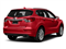 Chili Red Metallic 2018 Buick Envision Pictures Envision AWD 4dr Premium II photos rear view