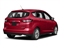 Hot Pepper Red Tinted Clearcoat 2018 Ford C-Max Hybrid Pictures C-Max Hybrid SE FWD photos rear view