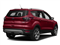 Ruby Red Metallic Tinted Clearcoat 2018 Ford Escape Pictures Escape Titanium FWD photos rear view
