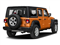 Punkn Metallic Clearcoat 2018 Jeep Wrangler Unlimited Pictures Wrangler Unlimited Sport 4x4 photos rear view