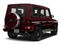 designo Mystic Red Metallic 2018 Mercedes-Benz G-Class Pictures G-Class AMG G 65 4MATIC SUV photos rear view