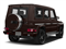 designo Mystic Brown Metallic 2018 Mercedes-Benz G-Class Pictures G-Class AMG G 65 4MATIC SUV photos rear view
