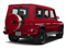 designo Manufaktur Magma Red 2018 Mercedes-Benz G-Class Pictures G-Class AMG G 65 4MATIC SUV photos rear view