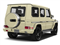designo Manufaktur Light Ivory 2018 Mercedes-Benz G-Class Pictures G-Class AMG G 65 4MATIC SUV photos rear view