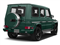 designo Manufaktur Agate Green 2018 Mercedes-Benz G-Class Pictures G-Class AMG G 65 4MATIC SUV photos rear view