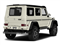 Polar White 2018 Mercedes-Benz G-Class Pictures G-Class G 550 4x4 Squared SUV photos rear view