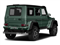 Jade Green Metallic 2018 Mercedes-Benz G-Class Pictures G-Class G 550 4x4 Squared SUV photos rear view