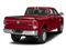 Flame Red Clearcoat 2018 Ram Truck 2500 Pictures 2500 Laramie 4x2 Crew Cab 6'4 Box photos rear view