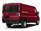 Flame Red Clearcoat 2018 Ram Truck ProMaster Cargo Van Pictures ProMaster Cargo Van 1500 Low Roof 118 WB photos rear view