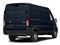 True Blue Pearlcoat 2018 Ram Truck ProMaster Cargo Van Pictures ProMaster Cargo Van 1500 High Roof 136 WB photos rear view