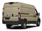 Sandstone Pearlcoat 2018 Ram Truck ProMaster Cargo Van Pictures ProMaster Cargo Van 1500 High Roof 136 WB photos rear view
