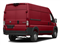 Flame Red Clearcoat 2018 Ram Truck ProMaster Cargo Van Pictures ProMaster Cargo Van 1500 High Roof 136 WB photos rear view