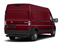 Deep Cherry Red Crystal Pearlcoat 2018 Ram Truck ProMaster Cargo Van Pictures ProMaster Cargo Van 3500 High Roof 159 WB photos rear view